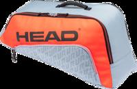 BORSONE JUNIOR HEAD REBEL COMBI GRGIO/ARANCIO