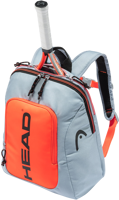 ZAINO JUNIOR HEAD REBEL BACKPACK GRIGIO/ARANCIO