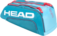 BORSA DA TENNIS HEAD 9R TOUR TEAM SUPERCOMBI CELESTE