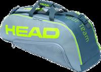 BORSA TENNIS HEAD 6R COMBI TOUR TEAM EXTREME CELESTE