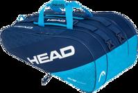 BORSONE TENNIS HEAD ELITE 12R MONSTERCOMBI BLU/AZZURRO