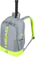 ZAINO TENNIS HEAD CORE BACKPACK GRIGIO/GIALLO