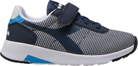 SCARPA JUNIOR DIADORA EVO RUN PS BLU/AZZURRA