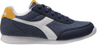 SCARPA JUNIOR DIADORA JOG LIGHT GS BLU/GIALLO