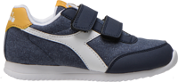 SCARPA JUNIOR DIADORA JOG LIGHT PS BLU/GIALLO