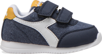 SCARPA JUNIOR DIADORA JOG LIGHT TD BLU/GIALLO