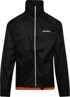 GIACCA UOMO RUNNING DIADORA MULTILAYER JACKET BE ONE NERA