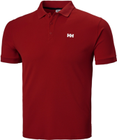 POLO UOMO HELLY HANSEN DRIFTLINE BORDEAUX