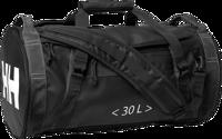 BORSONE HELLY HANSEN DUFFEL BAG 2 30L NERO