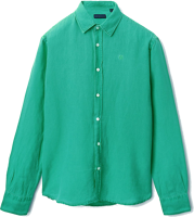 CAMICIA UOMO NORTH SAILS VERDE ACQUA