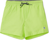 COSTUME BOXER DA UOMO NORTH SAILS GIALLO FLUO
