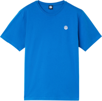 T-SHIRT DA UOMO NORTH SAILS MANICA CORTA BLU ROYAL