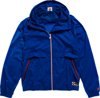 GIACCA DA UOMO SUPERDRY SPORTSTYLE CAGOULE BLU ROYAL