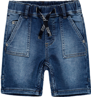 SHORT BABY BOY ESPRIT CON ELASTICO IN VITA BLU DENIM
