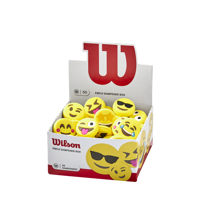 ANTIVIBRANTI WILSON EMOJI DAMPENER BOX 50 PACK