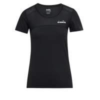 T-SHIRT DA DONNA DIADORA L. SUPER LIGHT SS NERA