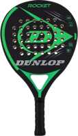 RACCHETTA DUNLOP ROCKET GREEN PADEL BLACK/GREEN