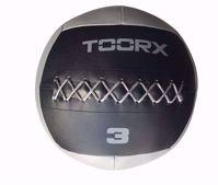 TOORX WALL BALL Ø 35 CM. - 3 KG