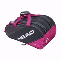 BORSONE DA PADEL HEAD ELITE SUPERCOMBI GRIGIO/FUCSIA